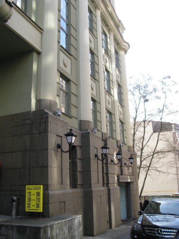 Нерухомість за адресою:  м. Київ, вул.Олеся Гончара, 35